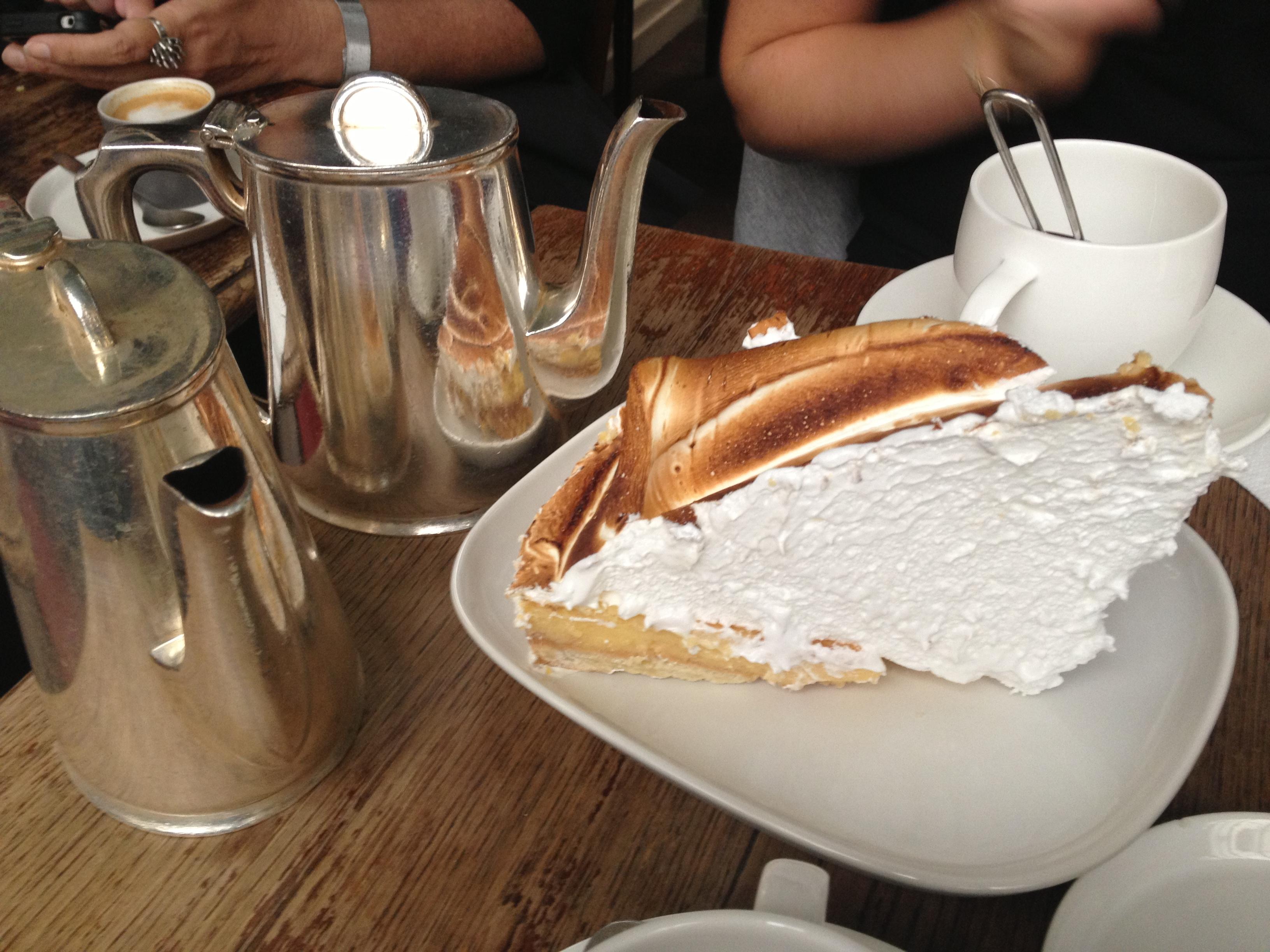 J'ai goûté… la tarte au citronmeringuée!