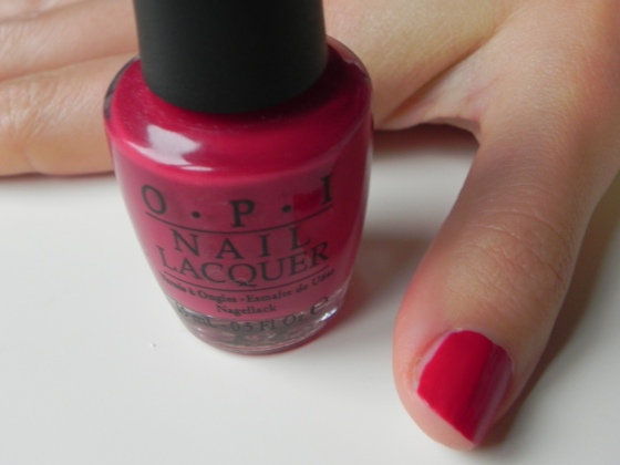 "Dernier achat pour l'hivers : OPI ""From A to Z-urich"