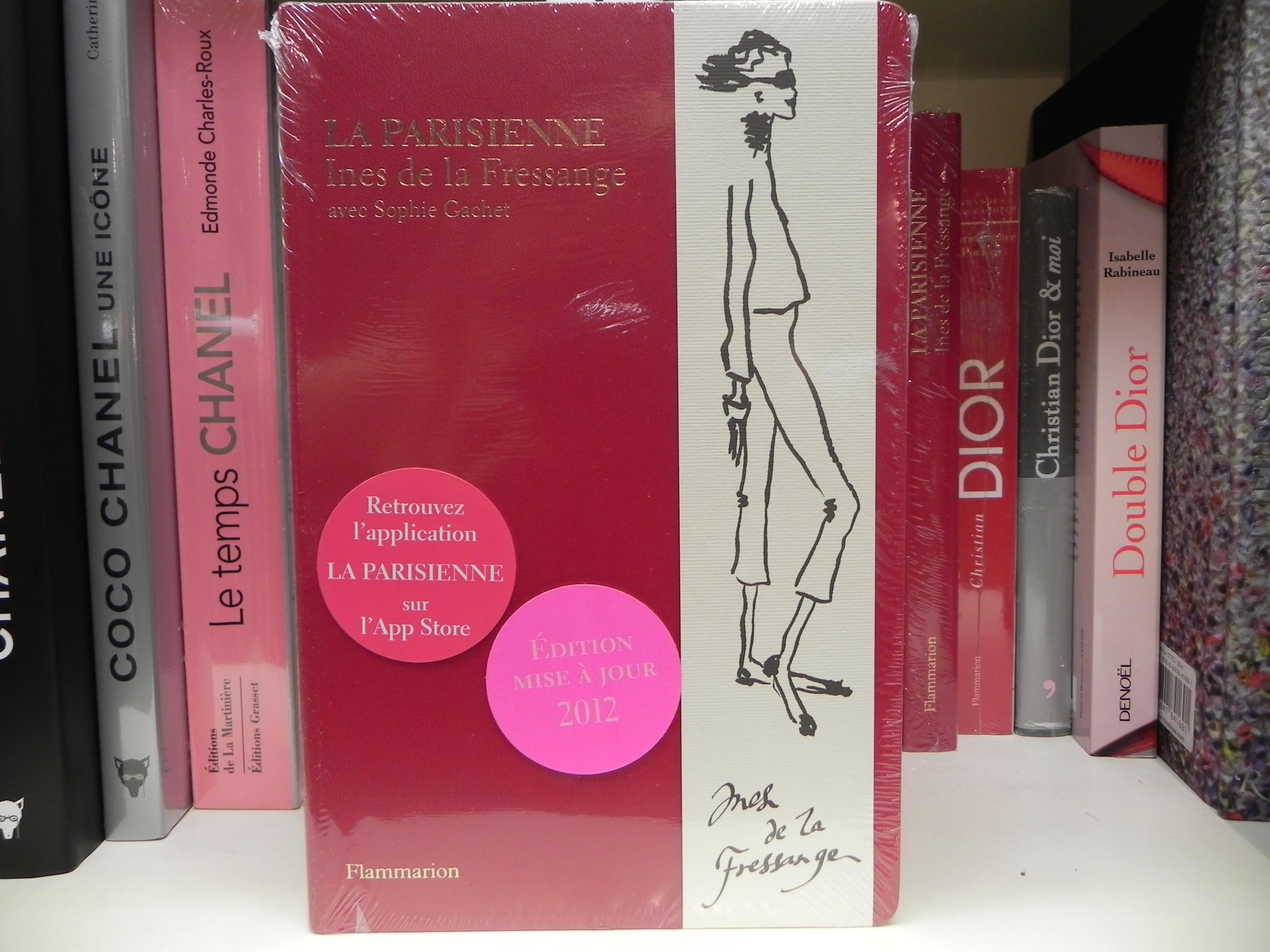 J'ai acheté… le livre «La Parisienne»!