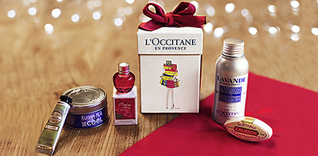 Je vous conseille… la Little Mini Box gratuite by L'Occitane