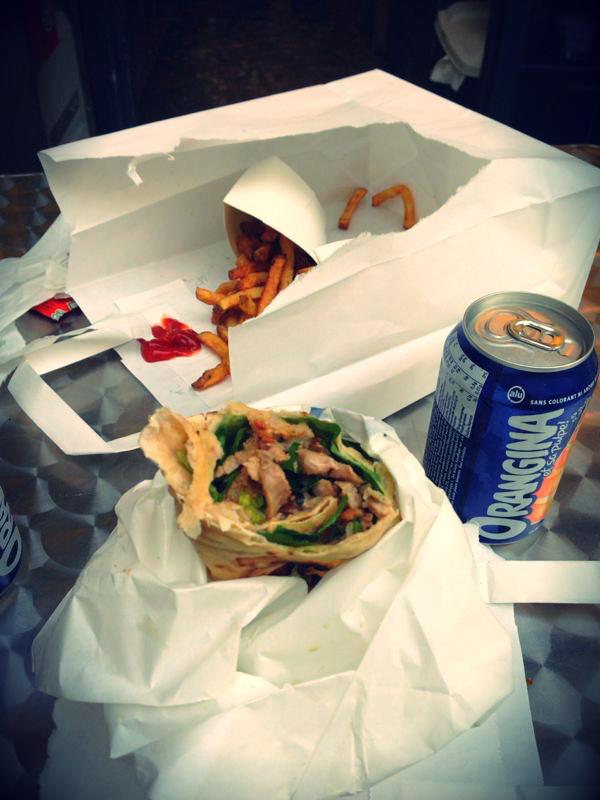 J'ai goûté… le kebab gastro auGrillé!