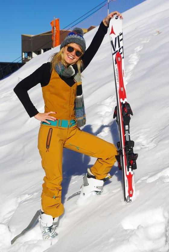 Billabong ski suit