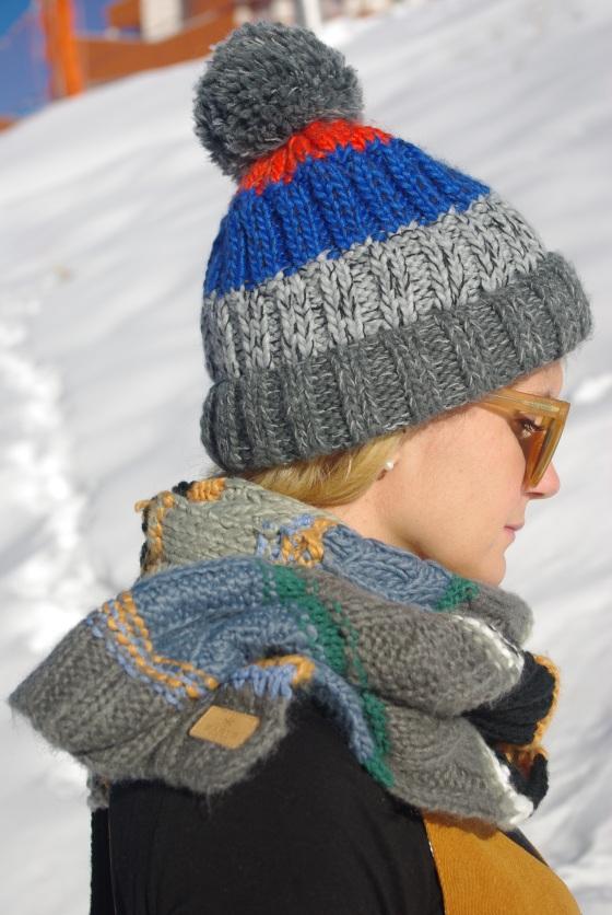 hat - scarf BARTS
