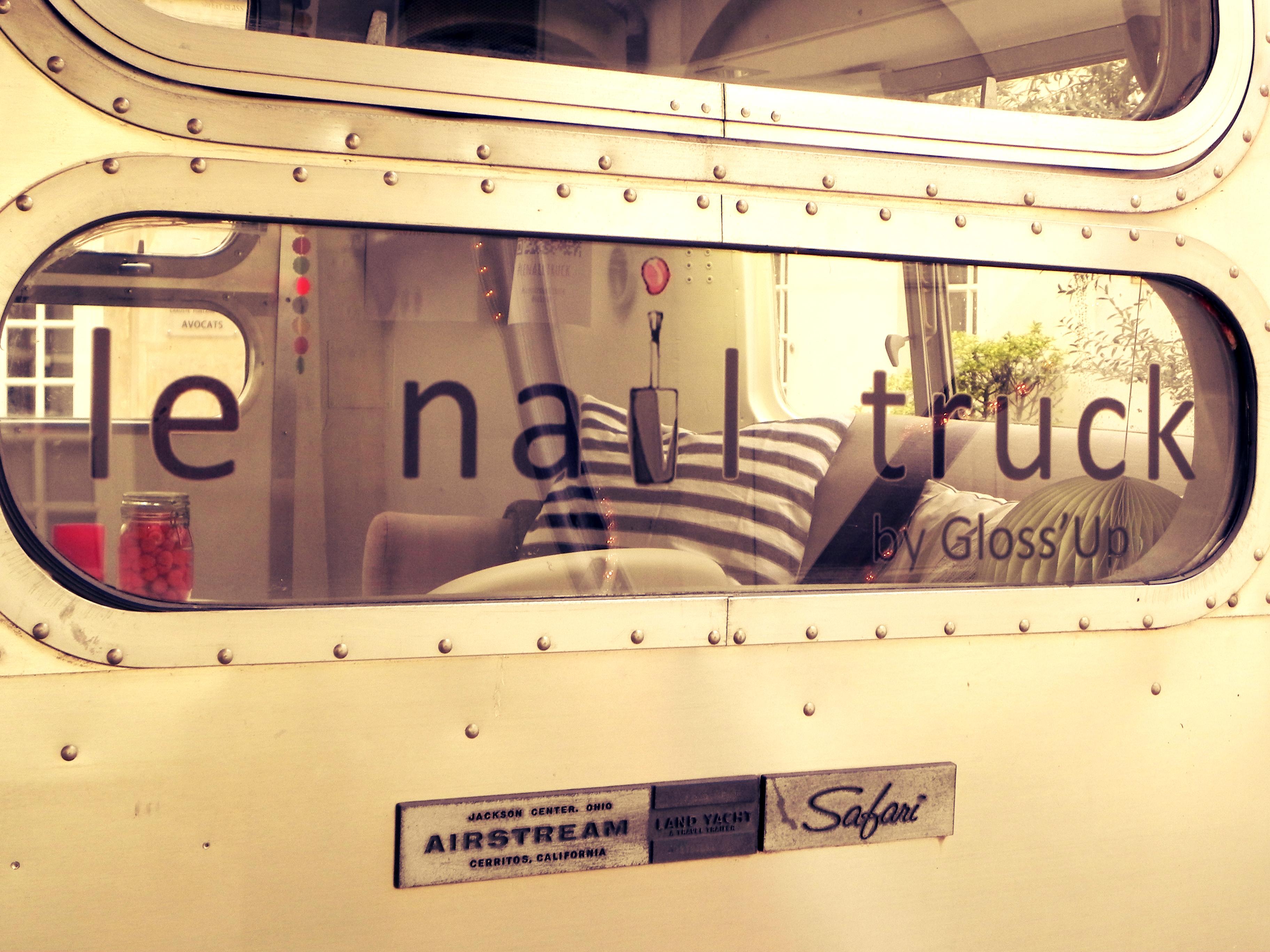 J'ai testé… Le NailTruck!