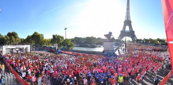 La course La Parisienne