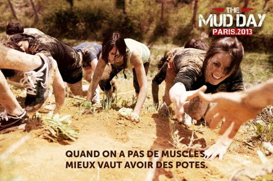 quand on a pas de muscles