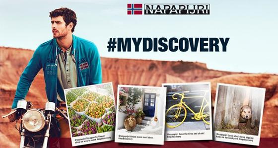 Napapijri-mydiscovery