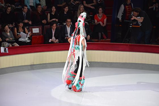 Totem - Charlene Racoupeau et Alexandre Valverde