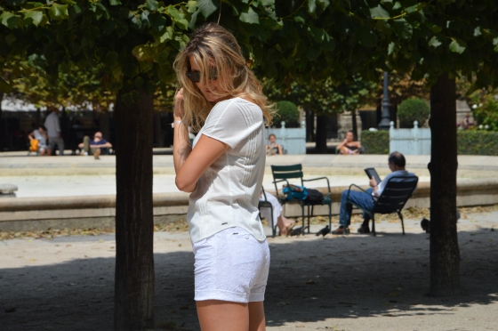 La city tenue blanche 2